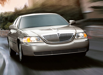 Lincoln Town Car кпп
